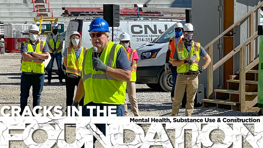 St. Louis marks the front line of construction's opioid battle in U.S.