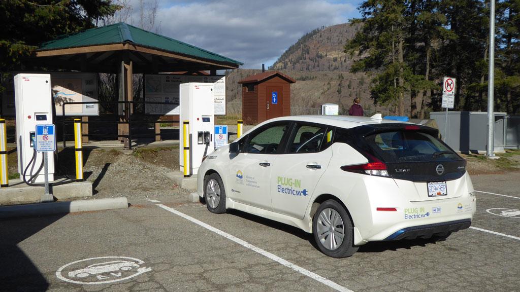 B.C. aims to turbocharge EV usage