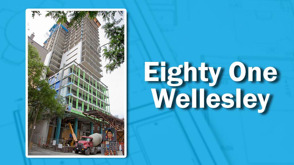 PHOTO: Way Up on Wellesley