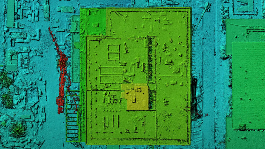 Geomatics gives BCIT project the big picture