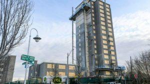 Hamilton's Ken Soble Tower retrofit sets new Passive House standards