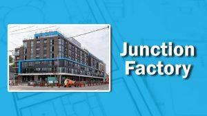 PHOTO: Junction Factory Facade