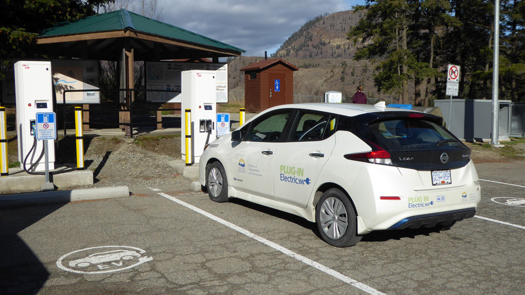 Westcana Electric to build EV charge stations