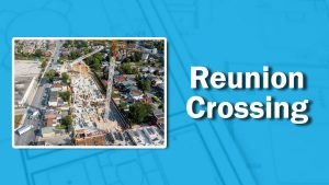PHOTO: Reunion Crossing Cranes