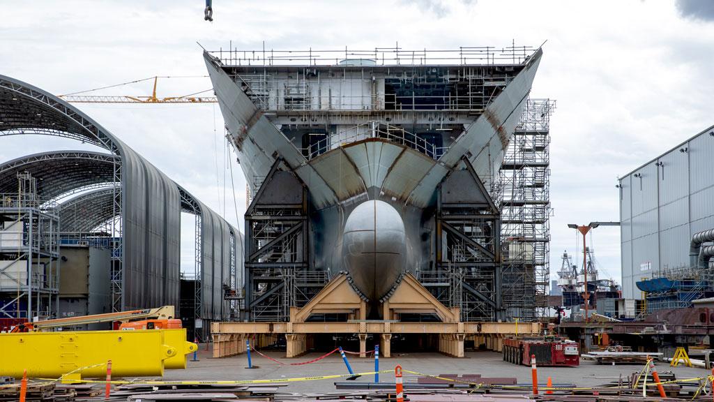 B.C. developing shipbuilding strategy