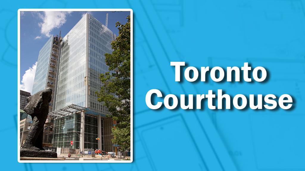 PHOTO: Courthouse Construction