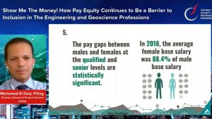 Pay equity issues still prevalent in engineering, geoscience professions