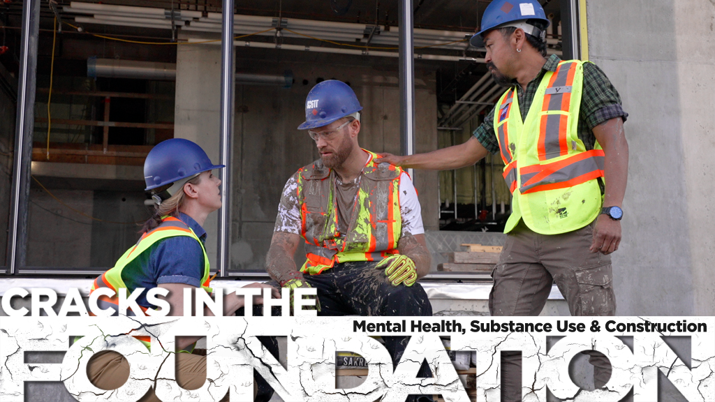 Dramatic Lone Hunter video steers construction workers toward RE-MIND mental health website
