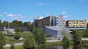 Ameresco, Trent University partner to install energy efficiency upgrades