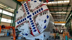 Giant tunnelling machines need a name too – Metrolinx wants your input