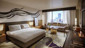Nobu Hotel Caesars Palace undergoes redesign project