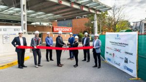 Work starts on world's largest raw wastewater energy transfer project