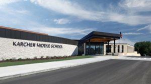 Scherrer Construction completes $35 million middle school project in Wisconsin