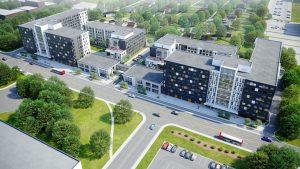 Campus Developments completes Ottawa student housing job