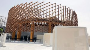 EllisDon constructs Canadian Pavilion at Expo 2020, bridging culture and sustainability