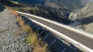 Stabilization work wraps up on section of Highway 99 plagued by slides
