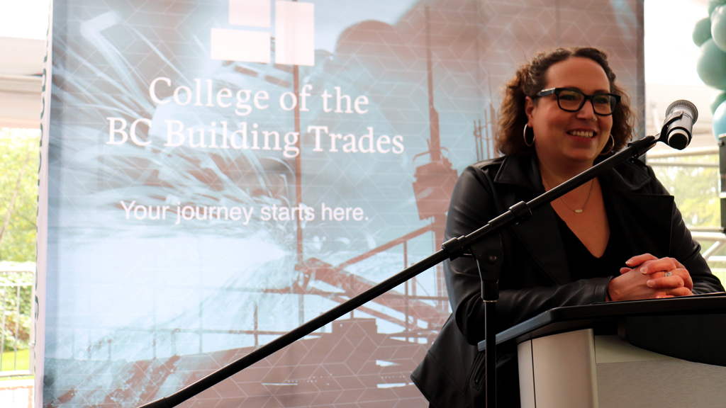 Unions launch online College of BC Building Trades