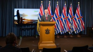 B.C. launches new, aggressive climate plan