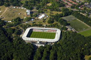 NEC Nijmegen's stadium closed pending stand collapse probe