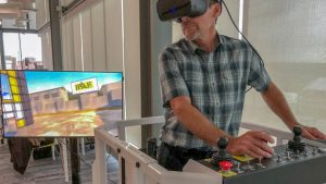 Serious Labs accomplishes VR training milestone