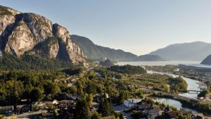 Squamish sewer project stalled by drilling issues