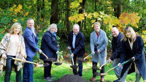 New trail work begins in Surrey