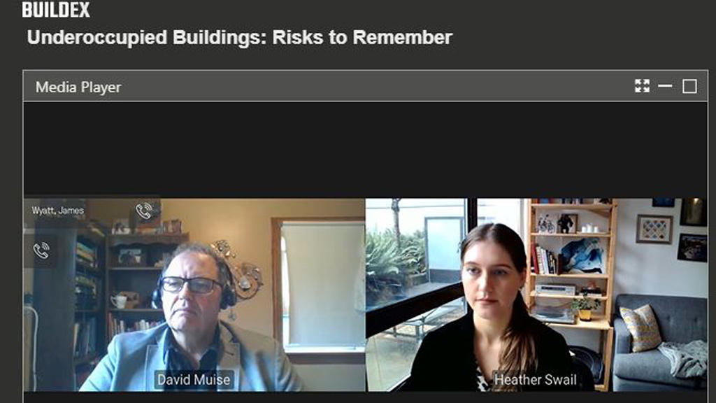 Underoccupied buildings a post-COVID challenge, say Buildex speakers